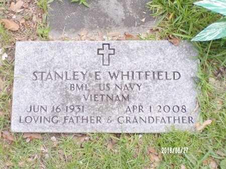 WHITFIELD, STANLEY E (VETERAN VIET) - St. Tammany County, Louisiana | STANLEY E (VETERAN VIET) WHITFIELD - Louisiana Gravestone Photos