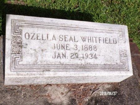 WHITFIELD, OZELLA - St. Tammany County, Louisiana   OZELLA WHITFIELD - Louisiana Gravestone Photos