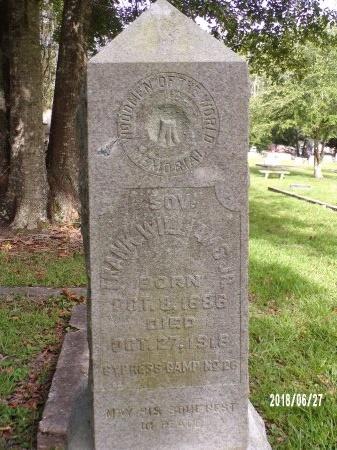 WILLIAMS, FRANK, JR - St. Tammany County, Louisiana   FRANK, JR WILLIAMS - Louisiana Gravestone Photos