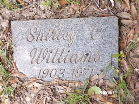WILLIAMS, SHIRLEY C - St. Tammany County, Louisiana | SHIRLEY C WILLIAMS - Louisiana Gravestone Photos