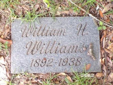 WILLIAMS, WILLIAM H - St. Tammany County, Louisiana | WILLIAM H WILLIAMS - Louisiana Gravestone Photos