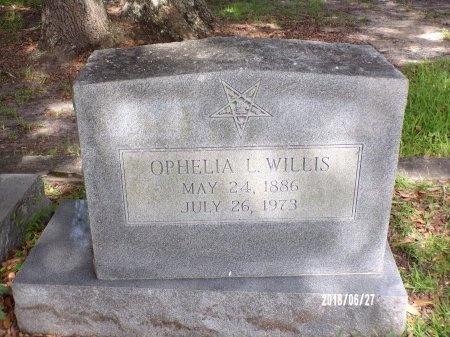 WILLIS, OPHELIA L - St. Tammany County, Louisiana   OPHELIA L WILLIS - Louisiana Gravestone Photos