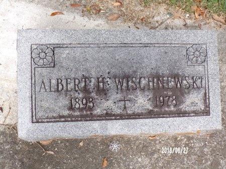WISCHNEWSKI, ALBERT HENRY - St. Tammany County, Louisiana | ALBERT HENRY WISCHNEWSKI - Louisiana Gravestone Photos