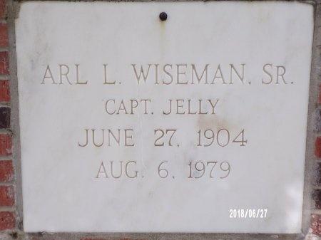 WISEMAN, ARL L, SR - St. Tammany County, Louisiana | ARL L, SR WISEMAN - Louisiana Gravestone Photos
