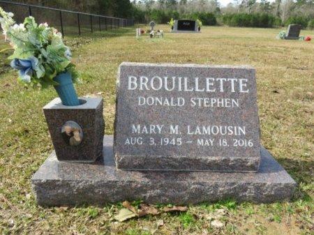 BROUILLETTE, MARY MARGARET - Tangipahoa County, Louisiana | MARY MARGARET BROUILLETTE - Louisiana Gravestone Photos