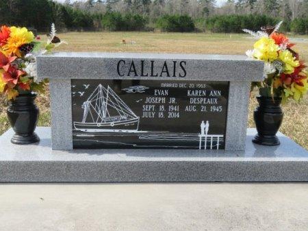 CALLAIS, EVAN JOSEPH, JR - Tangipahoa County, Louisiana | EVAN JOSEPH, JR CALLAIS - Louisiana Gravestone Photos