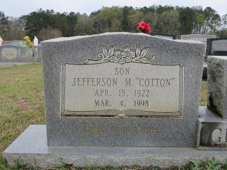 GEORGE, JEFFERSON M (CLOSE UP) - Tangipahoa County, Louisiana | JEFFERSON M (CLOSE UP) GEORGE - Louisiana Gravestone Photos