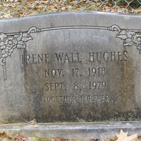 HUGHES, IRENE - Tangipahoa County, Louisiana | IRENE HUGHES - Louisiana Gravestone Photos