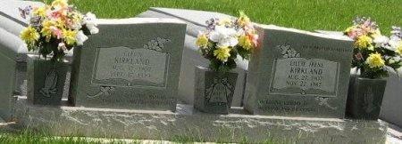 KIRKLAND, LILLIE IRENE - Tangipahoa County, Louisiana | LILLIE IRENE KIRKLAND - Louisiana Gravestone Photos