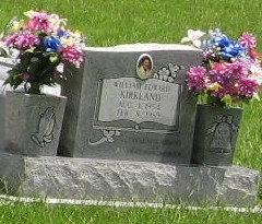 KIRKLAND, WILLIAM EDWARD - Tangipahoa County, Louisiana | WILLIAM EDWARD KIRKLAND - Louisiana Gravestone Photos