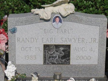 SAWYER, RANDY EARL, JR - Tangipahoa County, Louisiana | RANDY EARL, JR SAWYER - Louisiana Gravestone Photos