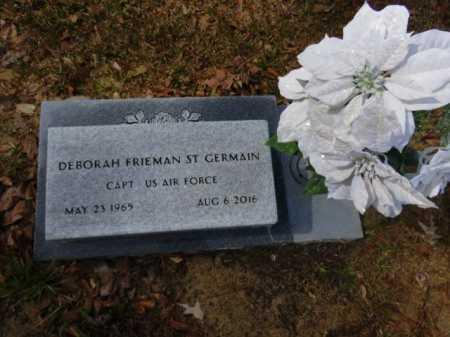 FRIEMAN ST GERMAIN  , DEBORAH  (VETERAN) - Tangipahoa County, Louisiana | DEBORAH  (VETERAN) FRIEMAN ST GERMAIN   - Louisiana Gravestone Photos
