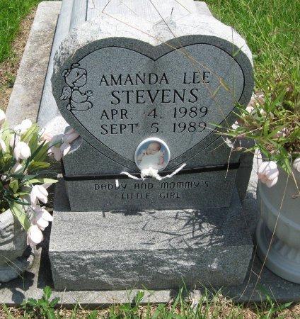 STEVENS, AMANDA LEE - Tangipahoa County, Louisiana | AMANDA LEE STEVENS - Louisiana Gravestone Photos