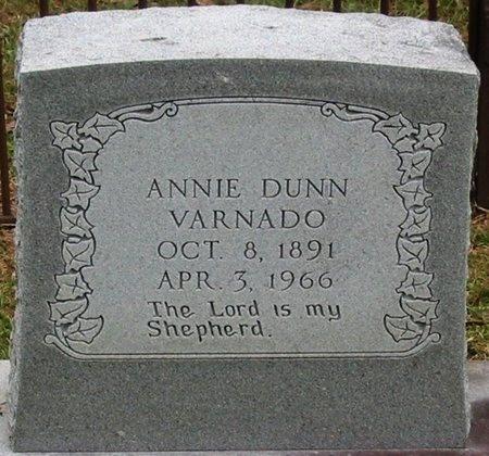 VARNADO, ANNIE - Tangipahoa County, Louisiana | ANNIE VARNADO - Louisiana Gravestone Photos