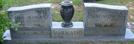 VARNADO, ELLIS MONROE - Tangipahoa County, Louisiana | ELLIS MONROE VARNADO - Louisiana Gravestone Photos
