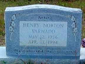 VARNADO, HENRY NORTON - Tangipahoa County, Louisiana | HENRY NORTON VARNADO - Louisiana Gravestone Photos