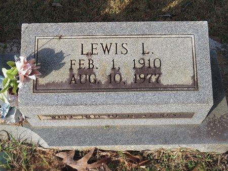 VARNADO, LEWIS L - Tangipahoa County, Louisiana | LEWIS L VARNADO - Louisiana Gravestone Photos