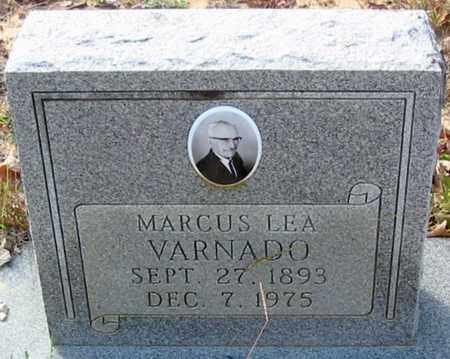 VARNADO, MARCUS LEA - Tangipahoa County, Louisiana   MARCUS LEA VARNADO - Louisiana Gravestone Photos