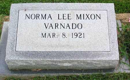 VARNADO, NORMA LEE - Tangipahoa County, Louisiana | NORMA LEE VARNADO - Louisiana Gravestone Photos