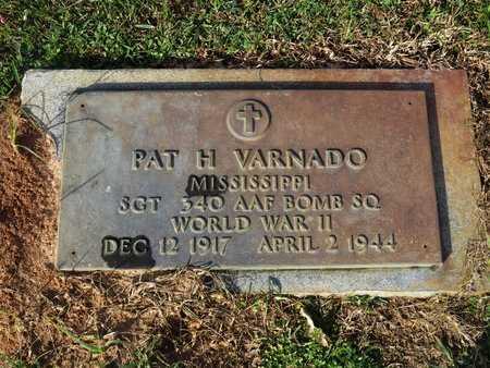 VARNADO, PAT H (VETERAN WWII) - Tangipahoa County, Louisiana   PAT H (VETERAN WWII) VARNADO - Louisiana Gravestone Photos