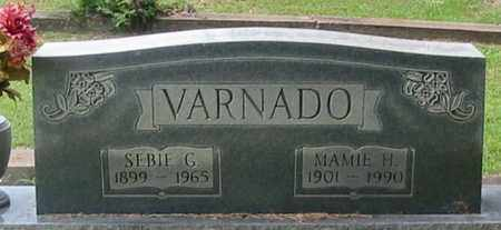 VARNADO, MAMIE H - Tangipahoa County, Louisiana | MAMIE H VARNADO - Louisiana Gravestone Photos