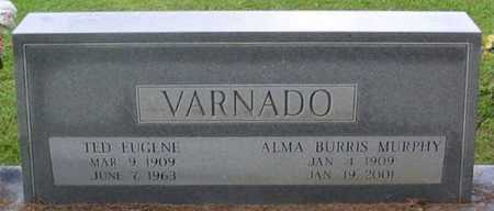 VARNADO, TED EUGENE - Tangipahoa County, Louisiana | TED EUGENE VARNADO - Louisiana Gravestone Photos