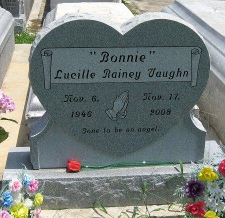 """VAUGHN, LUCILLE """"BONNIE"""" - Tangipahoa County, Louisiana   LUCILLE """"BONNIE"""" VAUGHN - Louisiana Gravestone Photos"""