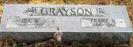 GRAYSON, IDA MAUD - Tensas County, Louisiana | IDA MAUD GRAYSON - Louisiana Gravestone Photos