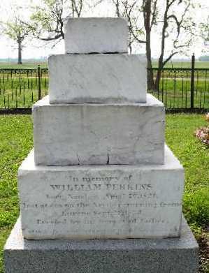 PERKINS, WILLIAM - Tensas County, Louisiana   WILLIAM PERKINS - Louisiana Gravestone Photos