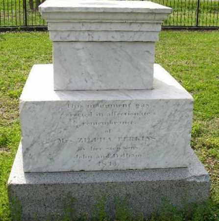 PERKINS, ZILPHA - Tensas County, Louisiana | ZILPHA PERKINS - Louisiana Gravestone Photos