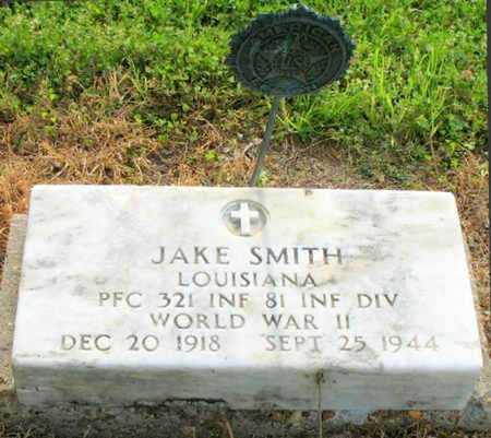 SMITH, JAKE (VETERAN WWII, KIA) - Tensas County, Louisiana   JAKE (VETERAN WWII, KIA) SMITH - Louisiana Gravestone Photos