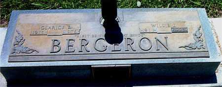 BERGERON, CLARICE E - Terrebonne County, Louisiana | CLARICE E BERGERON - Louisiana Gravestone Photos