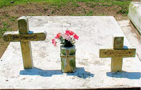 BERGERON, CORA - Terrebonne County, Louisiana | CORA BERGERON - Louisiana Gravestone Photos
