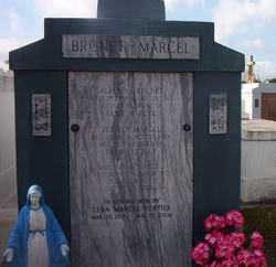 MARCEL, JEFFERY - Terrebonne County, Louisiana | JEFFERY MARCEL - Louisiana Gravestone Photos