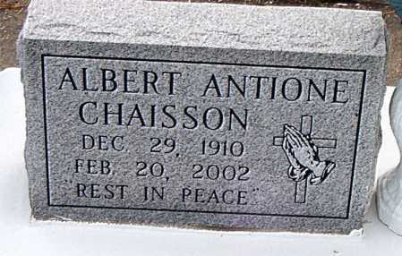 CHAISSON, ALBERT ANTIONE - Terrebonne County, Louisiana | ALBERT ANTIONE CHAISSON - Louisiana Gravestone Photos