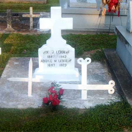 LEBOEUF, JOE J - Terrebonne County, Louisiana | JOE J LEBOEUF - Louisiana Gravestone Photos