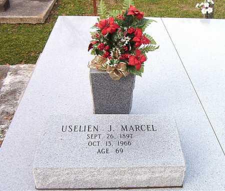 MARCEL, USELIEN J - Terrebonne County, Louisiana | USELIEN J MARCEL - Louisiana Gravestone Photos