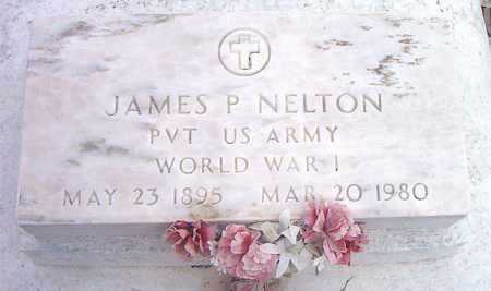 NELTON, JAMES P   (VETERAN WWI) - Terrebonne County, Louisiana | JAMES P   (VETERAN WWI) NELTON - Louisiana Gravestone Photos