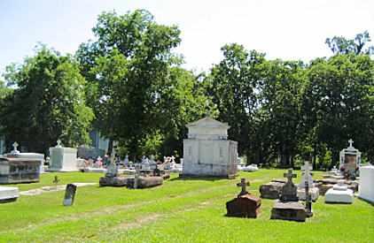*OVERVIEW,  - Terrebonne County, Louisiana |  *OVERVIEW - Louisiana Gravestone Photos