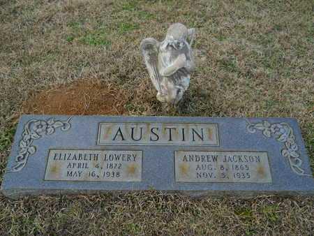 AUSTIN, ANDREW JACKSON - Union County, Louisiana | ANDREW JACKSON AUSTIN - Louisiana Gravestone Photos