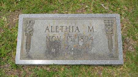 BALLARD, ALETHIA M - Union County, Louisiana | ALETHIA M BALLARD - Louisiana Gravestone Photos