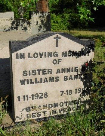 BANKS, ANNIE B - Union County, Louisiana | ANNIE B BANKS - Louisiana Gravestone Photos