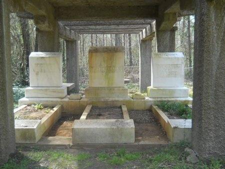 *BAUGHMAN CEMETERY, OVERVIEW - Union County, Louisiana | OVERVIEW *BAUGHMAN CEMETERY - Louisiana Gravestone Photos