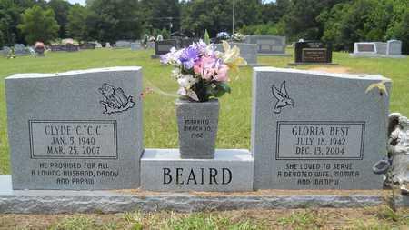 BEAIRD, GLORIA - Union County, Louisiana | GLORIA BEAIRD - Louisiana Gravestone Photos