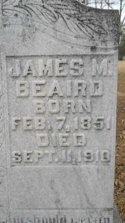 BEAIRD, JAMES MADISON (CLOSE UP) - Union County, Louisiana | JAMES MADISON (CLOSE UP) BEAIRD - Louisiana Gravestone Photos