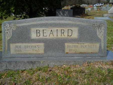 BEAIRD, HOMIE - Union County, Louisiana | HOMIE BEAIRD - Louisiana Gravestone Photos