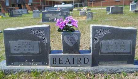 BEAIRD, L EARL - Union County, Louisiana | L EARL BEAIRD - Louisiana Gravestone Photos