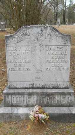 BEAIRD, MARY A - Union County, Louisiana | MARY A BEAIRD - Louisiana Gravestone Photos
