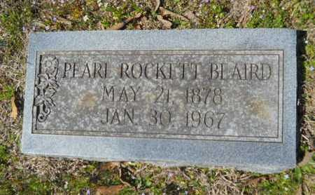 BEAIRD, PEARL - Union County, Louisiana | PEARL BEAIRD - Louisiana Gravestone Photos