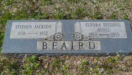 BEAIRD, STEPHEN JACKSON - Union County, Louisiana   STEPHEN JACKSON BEAIRD - Louisiana Gravestone Photos